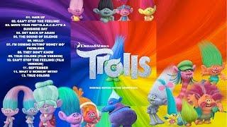 10. CAN'T STOP THE FEELING! (Film Version) (TROLLS Cast) - TROLLS