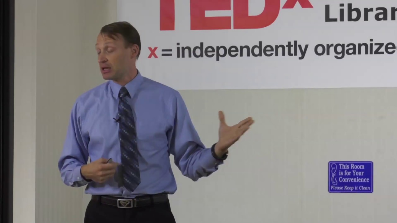Blue Zone Communities and the Roseto Effect | Nathan Johnson | TEDxStroudsburgLibrary