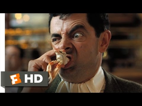 Mr. Bean's Holiday 110 Movie   Seafood Dinner 2007 HD