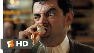 Mr. Bean's Holiday (1/10) Movie CLIP - Seafood Dinner (2007) HD