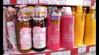 видео Японский шампунь Moltobene, Kracie, Tsubaki