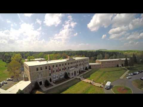 Aerial Tour of the MacDuffie School (Granby MA)