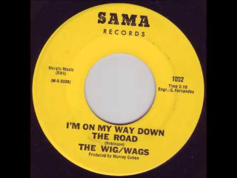 Wig Wags - I'm On My Way Down The Road