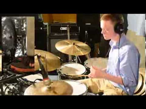 Alex Griffin - Michael Bublé - It Had Better Be Tonight Drum Cover