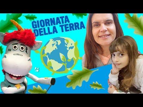 COME RICICLARE L'UOVO DI PASQUA - GIORNATA DELLA TERRA - Barbara D'alessandro