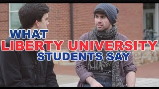 What Liberty University Students Say
