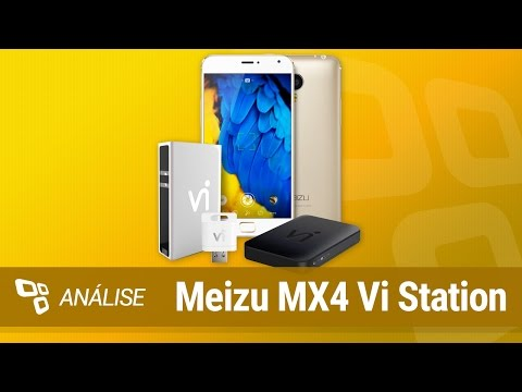 Smartphone Vi PhoneStation Meizu MX4 [Análise] - TecMundo