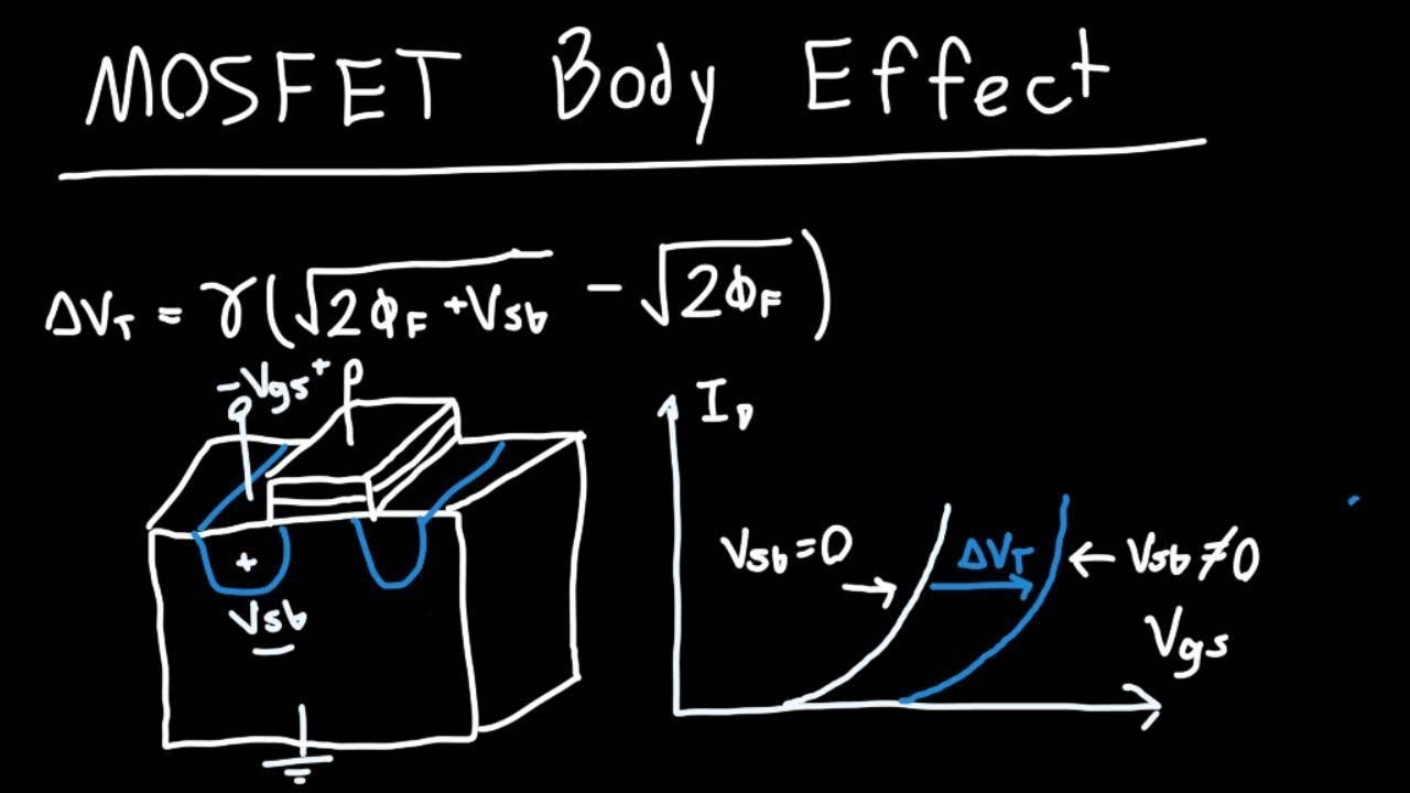 MOSFET Body Effect Explained