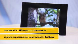 Фоторамка Sony DPF-XR100 - М.Видео ТВ(Подробнее на http://www.mvideo.ru/price/lvl_14/class_250/mark_1/?reff=tv_youtube_photoframe_30012748 Цифровая фоторамка Sony XR100 ..., 2011-10-12T09:11:19.000Z)