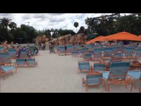 Aquatica Cutback Cove & Big Surf Shores Wave Pools
