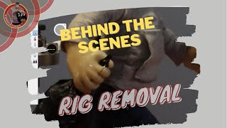 The Adventures of My Mini Me/Dancing Dice - Rig Removal - Behind the Scenes