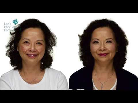Makeup for Older Women: Eye Makeup for Oriental Eyes