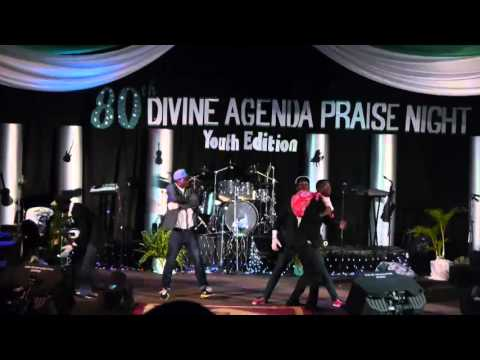Divine Agenda Praise Night Youth Edition Dance performance Project6one