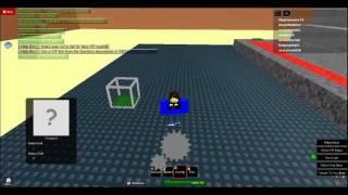 Wie man Teleporter auf Sandbox (NCB) ROBLOX verwendet