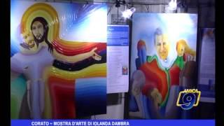 Corato   Mostra d'arte di Iolanda Dambra