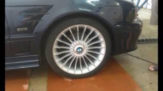 Тюнинг БМВ 5 серии Е39 Tuning BMW 5 series E39