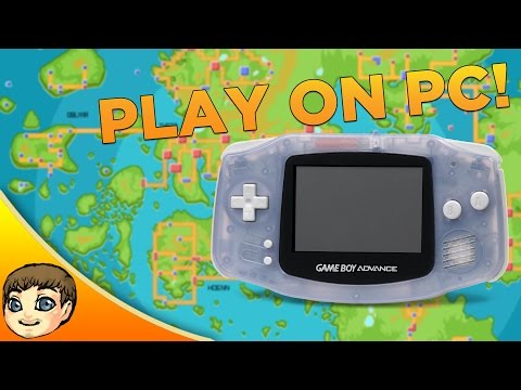 How To Play GBA Games On PC! // GameBoy Emulation Tutorial W/ VisualBoy Advance