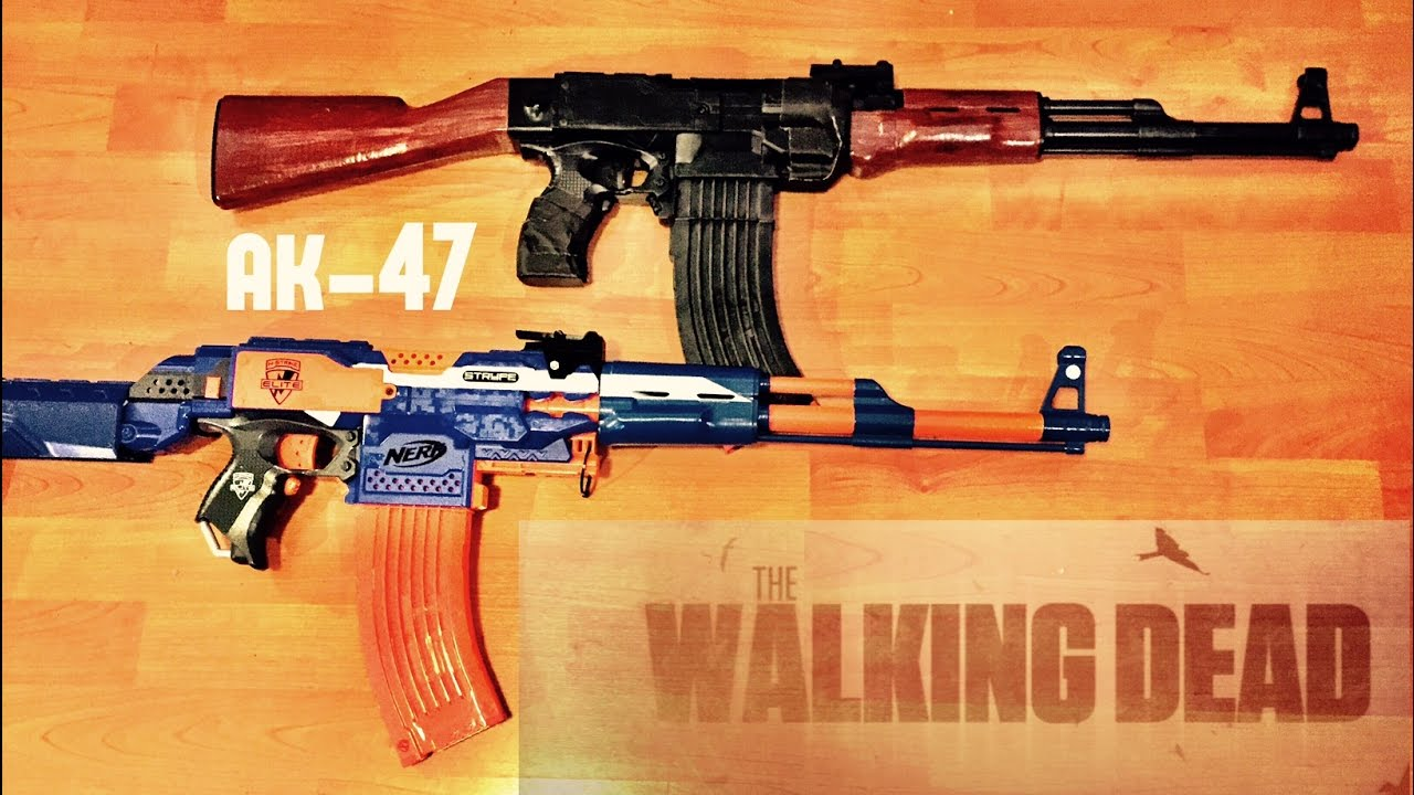Guns Ak Nerf 47 Amazon