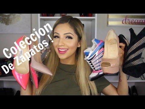 Coleccion De Zapatos/Jackie Hernandez