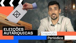 Eleições Autárquicas - Inspeção Periódica