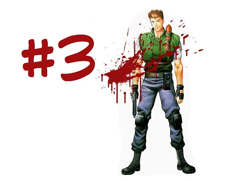 Прохождение Resident Evil (1996) за Криса #3 \