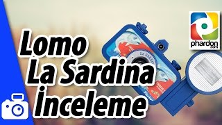 Lomo La Sardina Analog Fotoğraf Makinesi İnceleme - Lomo La Sardina Photo Camera Review