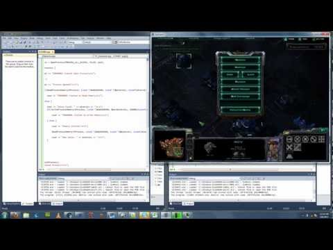 C++ Writing To Memory To Cheat In A Singleplayer Game Starcraft II