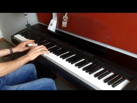 DREAM THEATER - A Better Life - Piano Cover