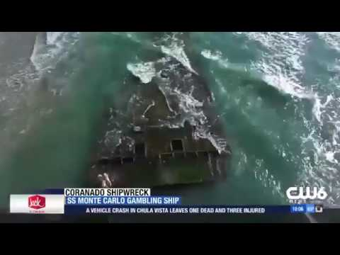 SUNKEN SHIP FROM BERMUDA TRIANGLE APPEARS AFTER 100 YEARS!!!