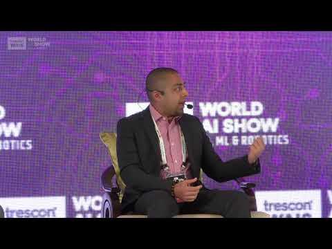 World AI Show Mauritius 2018- Panel Discussion