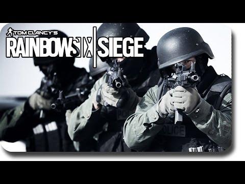 Rainbow Six: Siege ► Breach & Clear (Ranked: Full Match)