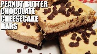Mts Peanut Butter Chocolate Cheesecake With Kara Corey
