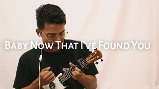 Baby Now that I've Found You ( Short Cover by Iver)