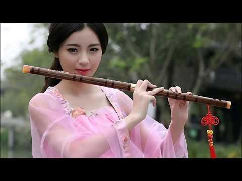 Linda Música Chinesa -  Flauta de Bambu