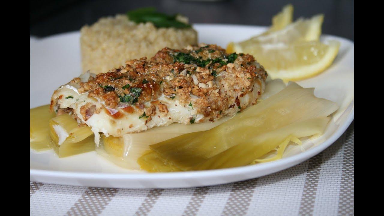Poisson pan facile au four youtube for Salade pour accompagner poisson