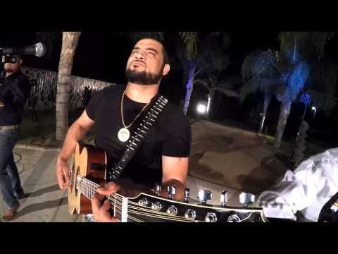 Los Dareyes - El Niño Beltran (video en vivo)