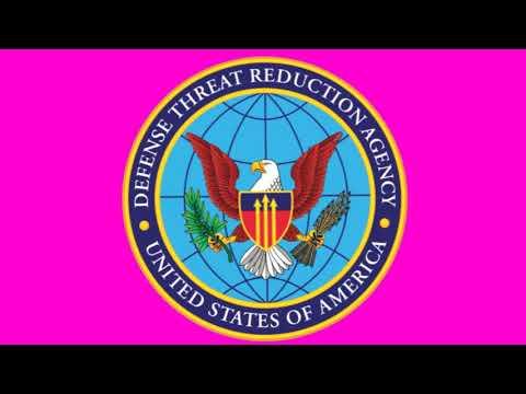 Defense Threat Reduction Agency logo chroma