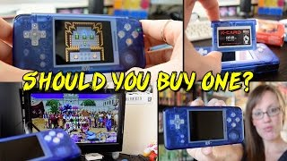 REVO K101 Plus Review - GBA Console Clone device & Emulation review - Should you buy it? | TheGebs24