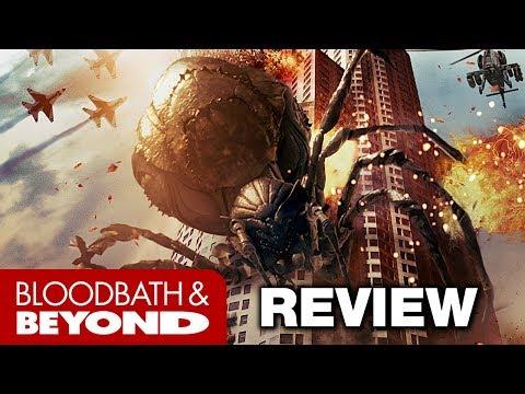 Big Ass Spider (2013) - Horror Movie Review