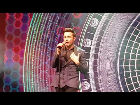 Shane Filan Live In Singapore (10 March 2018) - Uptown Girl