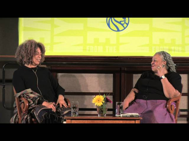 Angela Davis & Toni Morrison | LIVE from the NYPL