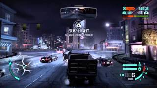 Need for Speed Carbon | Challenge Series | Dump Truck Pursuit