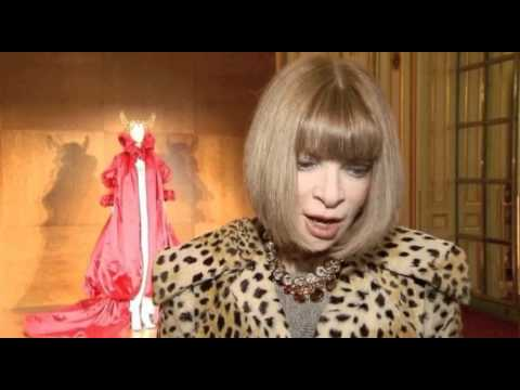 Anna Wintour interview on the future of the McQueen Label