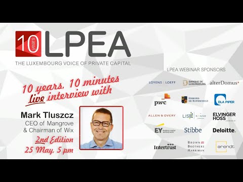 10 Years, 10 Minutes with Mark Tluszcz (2nd Edition)