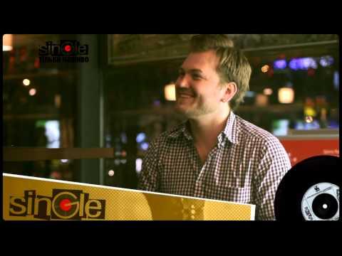Nicholas Tym in SING.LE program (S-TET TV channel, Kharkiv, Ukraine)