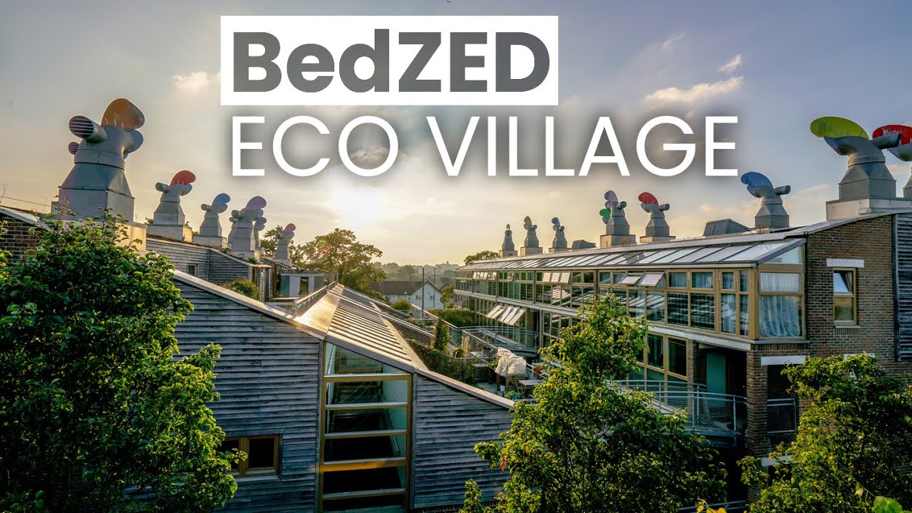 The Modern Eco Village | BedZED