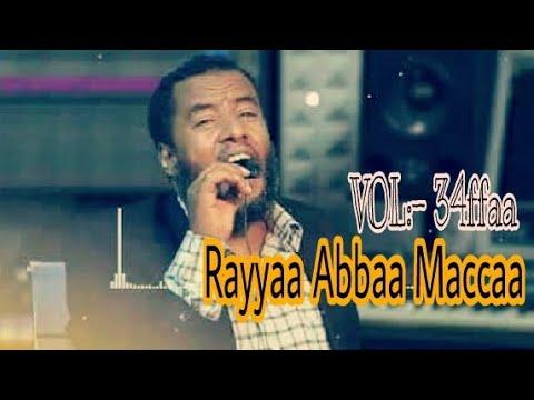 Download Ustaz Rayyaa Abbaa Maccaa   Vol 34_New Ethiopian Oromo Nasheed 1442/ 2021