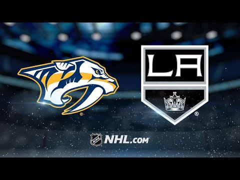 Watson, Rinne power Predators past Kings, 4-3