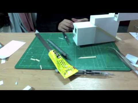 Architectural Model Timelapse YouTube
