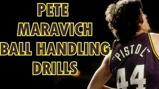 Pete Maravich Ball Handling Drills DVD Preview